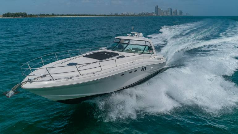 55 Searay Sundancer
