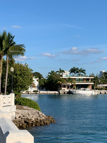 Venetian Islands in Miami Beach, Florida